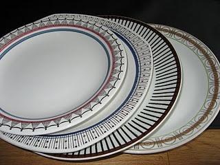 Upsala Ekeby porcelain