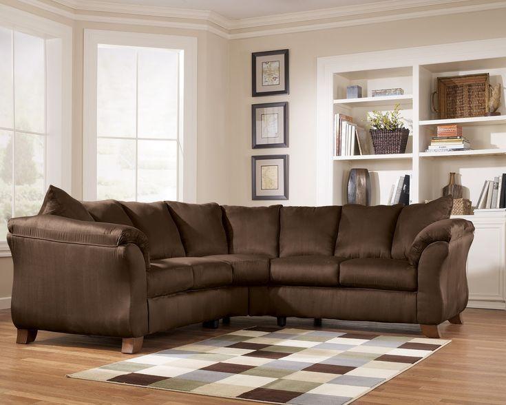Ashley Furniture u2013 Durapella 36104 Cafe Sectional u2013 Royal Furniture Outlet u2013 215-355-2880- SPOTLIGHT ITEM : ashley furniture victory sectional - Sectionals, Sofas & Couches