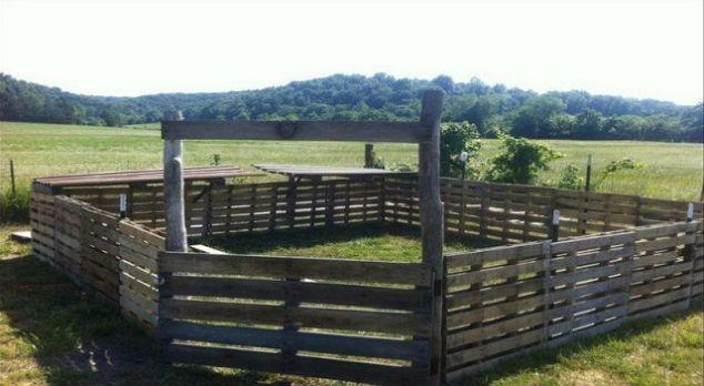 Painted Fence Ideas Diy