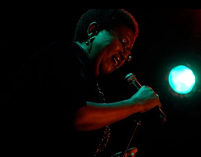 """Check out new work on my @Behance portfolio: """"Sibongile Khumalo and Shannon Mowday in low light jazz."""" http://on.be.net/1dujlF1"""