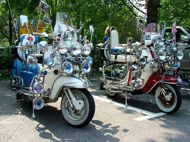 Lambretta | Vintage Italian Scooter...