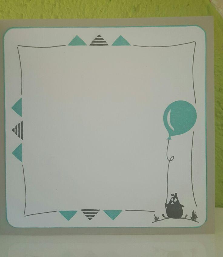 Catsonappletrees Geburtstagskarte