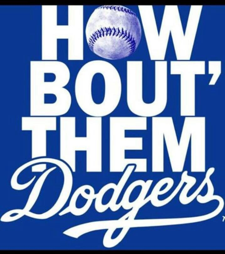 Not a Dodger fan but I like the idea