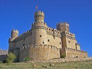 MADRID - MANZANARES EL REAL- XV century