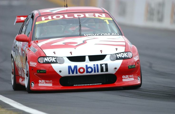 HRT - Mark Skaife/Jim Richards 2002 Bathurst 1000 Winners
