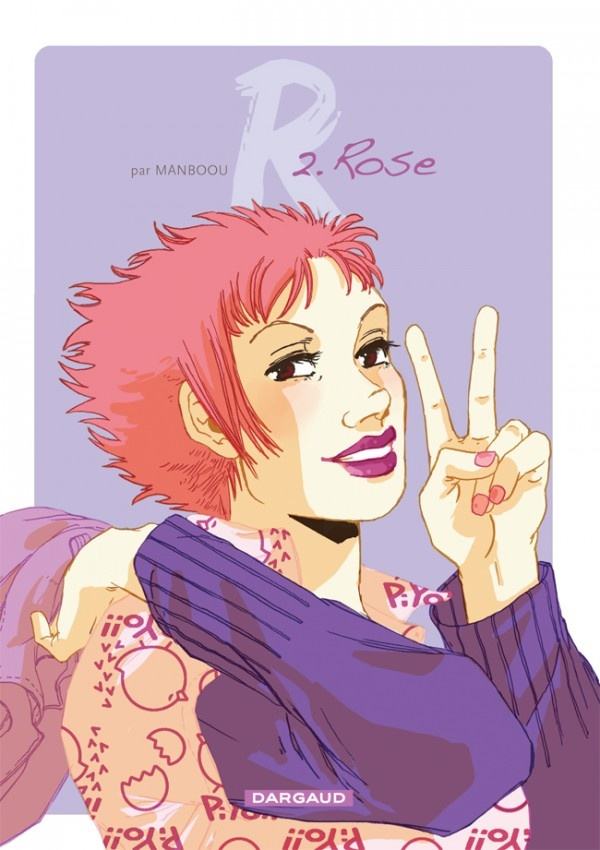 R - Tome 2 - Rose