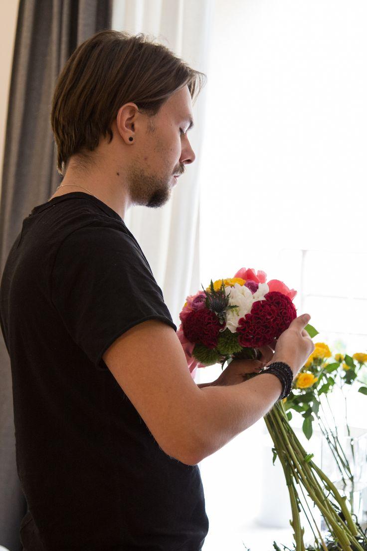 Bridal Bouquet - All About Colors - Atelier Dual