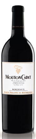 Mouton-Cadet 2010 Bordeaux Rouge Bordeaux Blends Red Wine