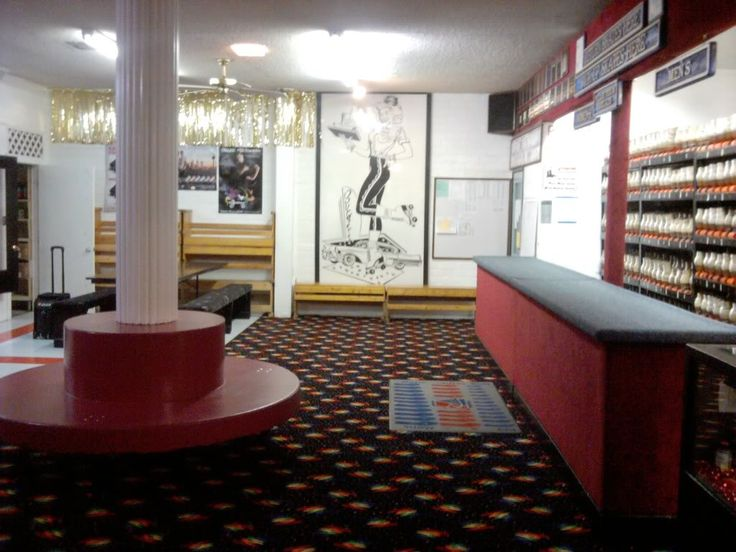 Major Remodeling At Moonlight Rollerway - SkateLog Forum