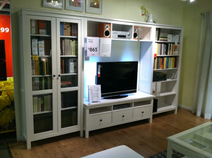 Could Line Or Paint The Backs Of The Cabinet And Bookshelf.