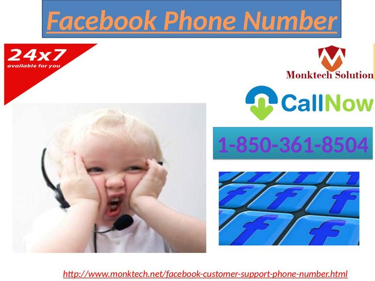 call Facebook Phone number 1 -850-361-8504 Unblock Your Facebook We provide the solution to all types of issues related to Facebook like login issue, editing issue, image or video sharing issue and password issue etc. So don't be upset, just dial ourFacebook Phone Number1-850-361-8504through which our troubleshooter experts sort out almost all types of issues. For more information:http://www.monktech.net/facebook-customer-support-phone-number.html