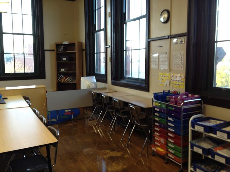 Creating a Physical Environment for Kids with Autism and ADHD http://www.educationandbehavior.com/classroom-for-students-with-autism/