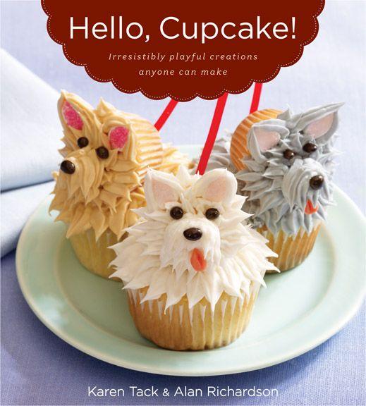 Cupcake chien