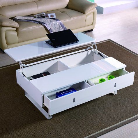1000 Id Es Sur Le Th Me Table Basse Relevable Extensible Sur Pinterest Table Basse Relevable