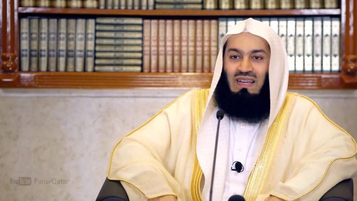 Purpose of Creation - Mufti Menk