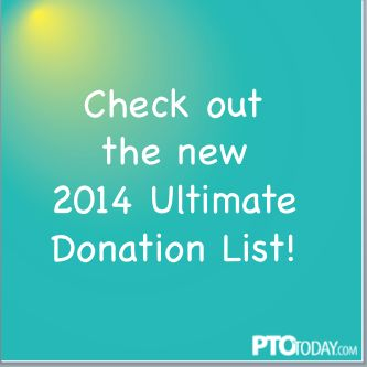 Get tons of ideas for donations for your auction!