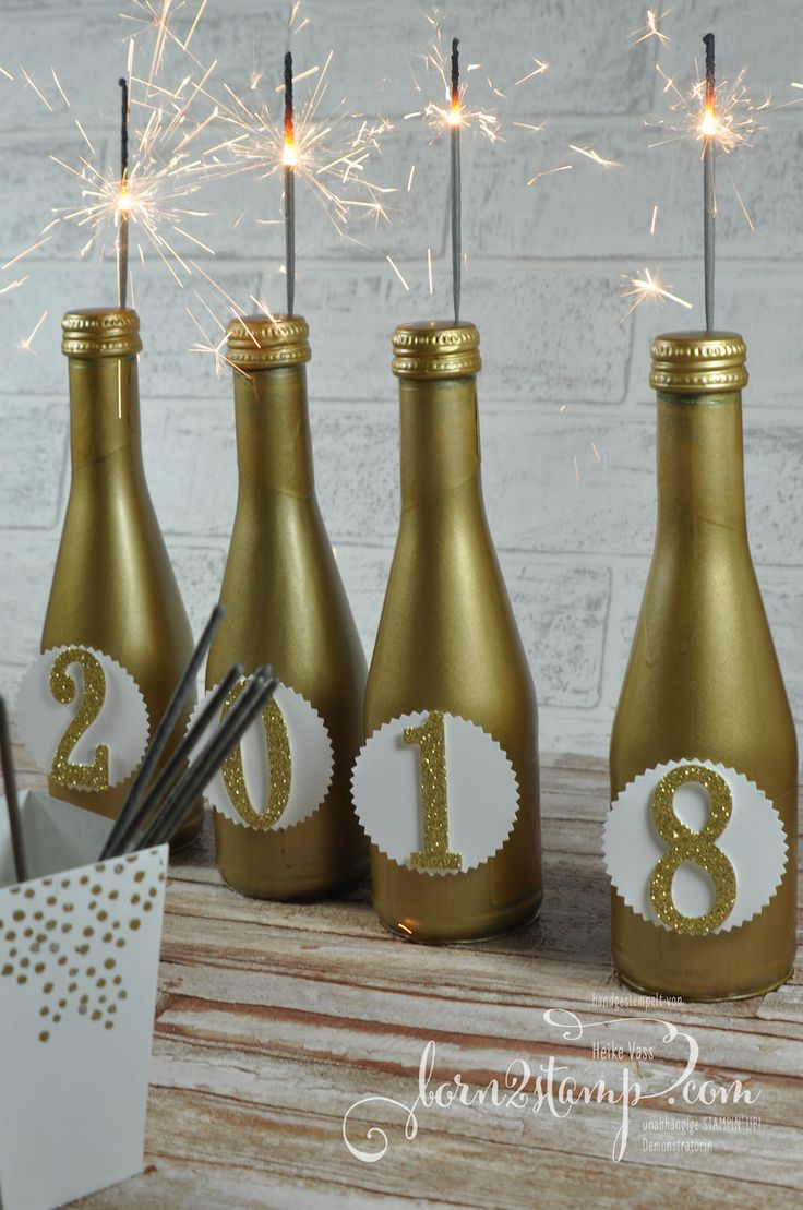 born2stamp STAMPIN' UP! Happy New Year 2018