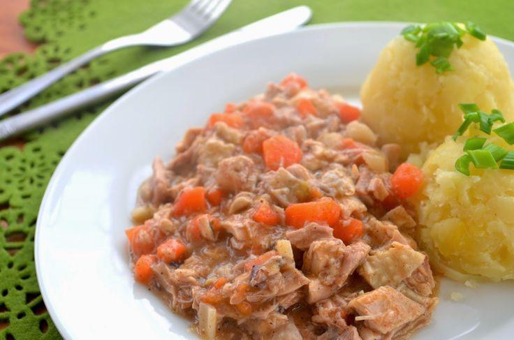 Smakowite Dania: Potrawka z kurczaka z jarzynami