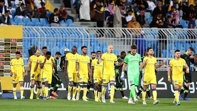 5 لاعبين يغيبون عن نادي النصر حتى نهاية ديسمبر سعودي 360 أعلن نادي النصر السعودي اليوم الأحد عن انضمام 5 لاعبين لمعسكر المنتخب ال Soccer Field Soccer Field