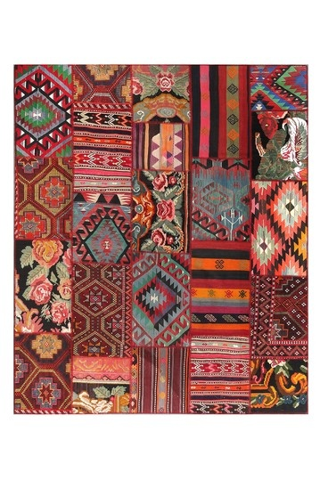 59 best tapis carpet images on pinterest Tapis vintage patchwork