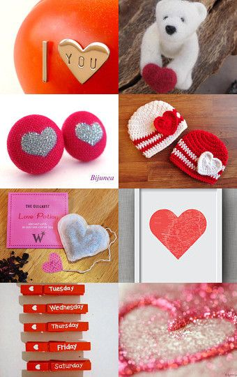 Time to Love! by Ana Jerónimo on Etsy--Pinned+with+TreasuryPin.com