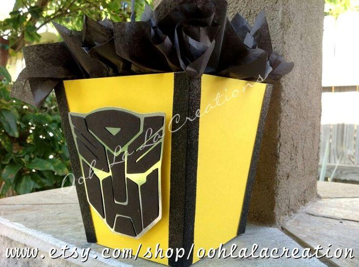 Transformers Bumblebee Centerpiece Base Transformers