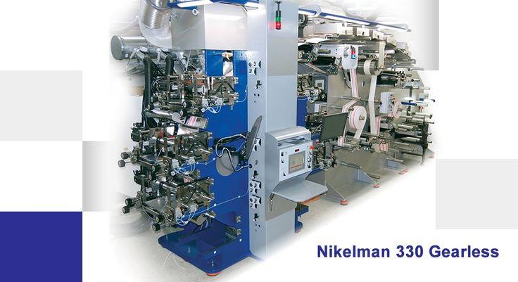 Nikelman 330 Gearless предназначена для высококачественной печати как в УФ технологии, так и красками на основе растворителей и водными. Это решение позволяет подобрать тип красок к требованиям печати, и благодаря .этому значительно снизить расходы при работе.....  #nikelman #flexo #machine #print #printing #flexography