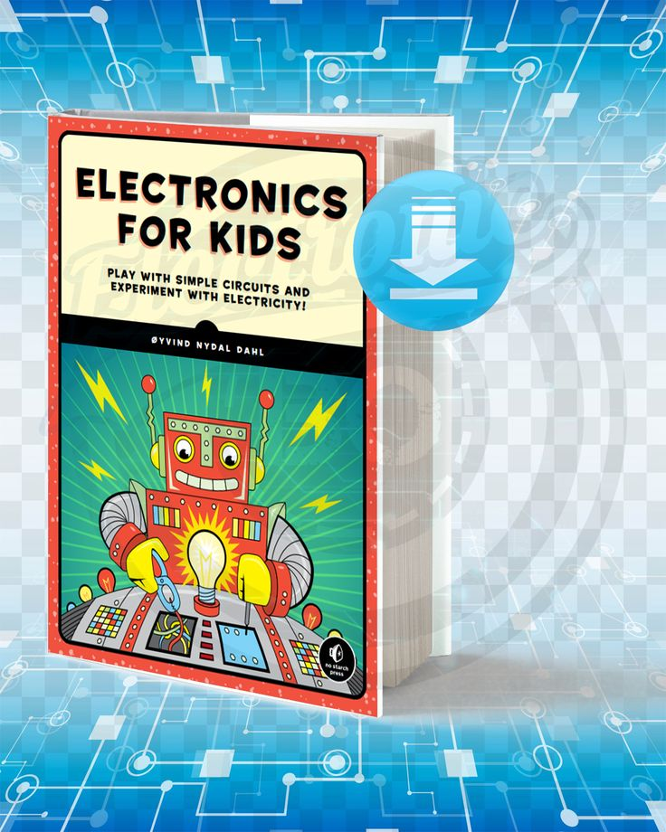 Download Electronics for Kids.