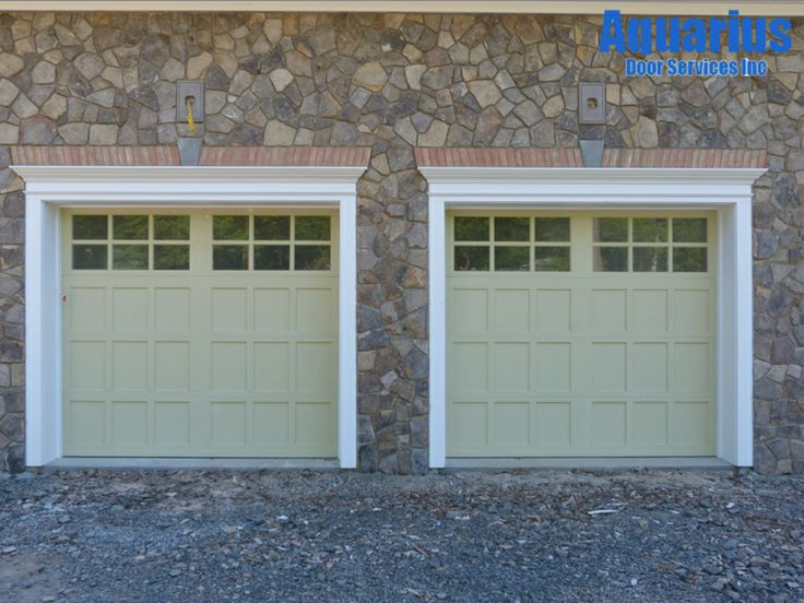 Aquarius Door Has Been Providing Garage Door Sales, Repairs And Service For  In Wyckoff For More Than 50 Years.