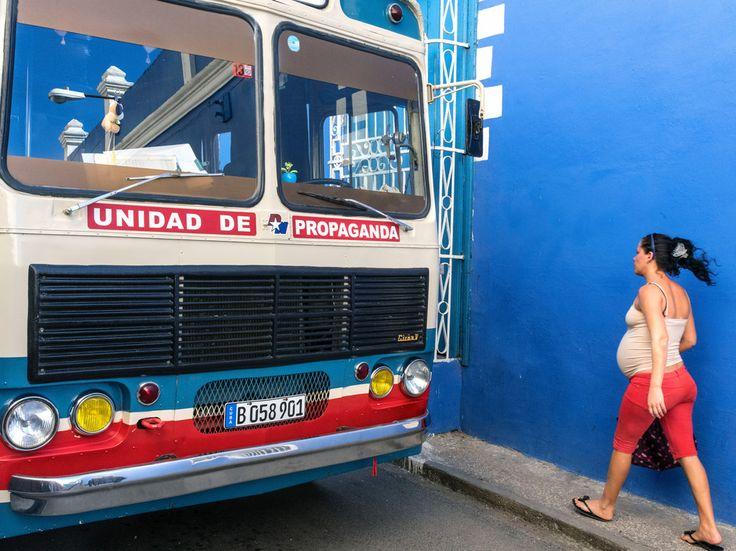 Carl De Keyzer Sancti Spiritus, Cuba 2015. Book 'Cuba, La Lucha  Magnum Photos