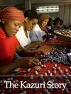 Toured this factory in Kenya . . . company provides health insurance for the women who make all the beads by hand from clay.