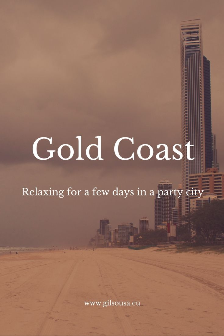 How I had three relaxing days in Gold Coast, the party city #GoldCoast