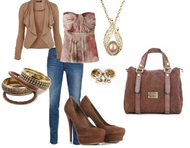 .: Date Night, Fashion Ideas, Style, Color, Tube Tops, The Weekend, Outfit, Fall Looks, Fall Fashion