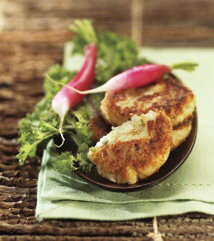 Celery croquette - Croquette de céleri