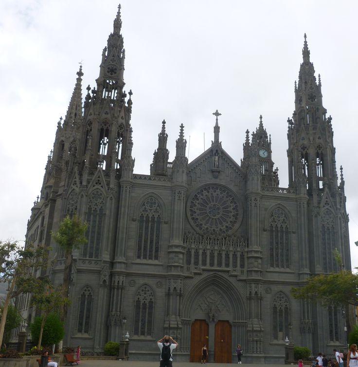 Catedral de Arucas. isla de Gran Canaria, España¡¡