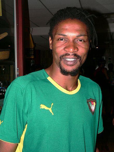 Rigobert Song - Soccer Player