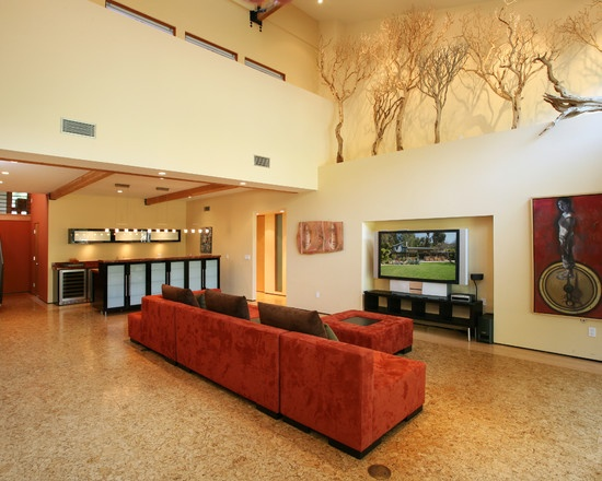 1000 images about high ceiling on pinterest entryway for Decorating ideas for high ledges
