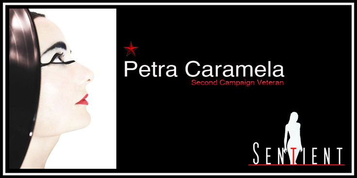 Congratulations Petra and thanks so much for your support. !  http://www.sentient.tv/members/petracaramela/profile/