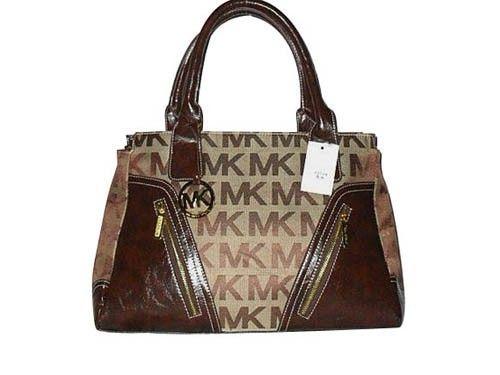 Michael Kors Cream-Coloured Two Zipped Tote Bag Michael Kors Handbags,Michael  Kors Qvc