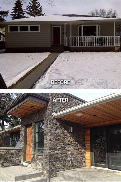 Best 25 exterior home renovations ideas on pinterest diy exterior renovations exterior Exterior home renovations calgary