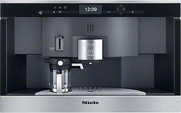 Integrated Nespresso Machine