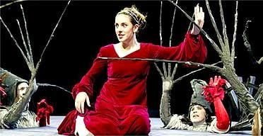 Sleeping Beauty, Young Vic, London, 2002
