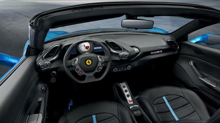 488 Spider, el convertible top de Ferrari http://www.infobae.com/2015/08/07/1746906-ferrari-488-spider-ideal-andar-al-aire-libre