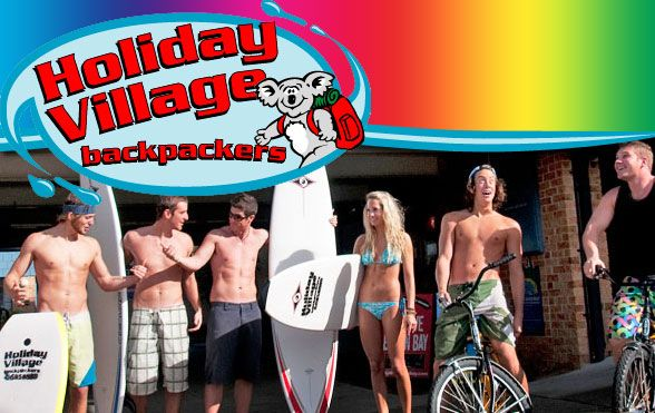 Byron Bay Backpackers Accommodation Byron Bay Hostel Holiday Village
