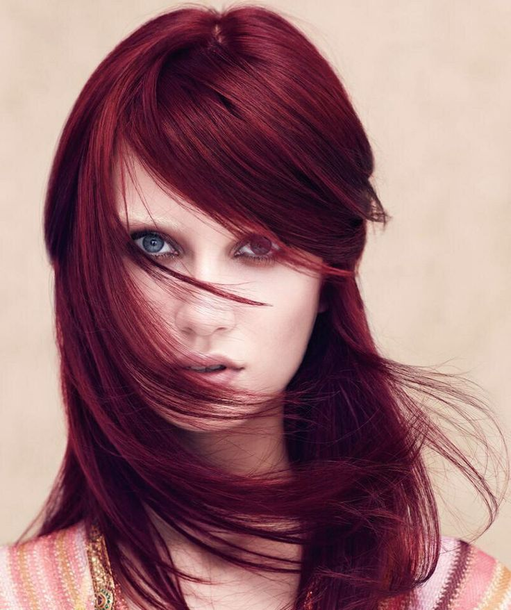 11 best images about hair on pinterest cherries colors and hair aveda spring summer culture clash dark deep red aveda spring 2014 red hair color solutioingenieria Gallery