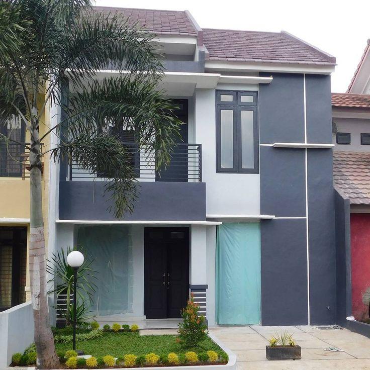 Model Rumah Minimalis 2 Lantai 12