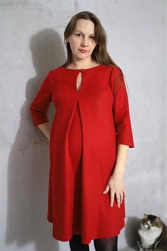 Фасоны платьев для беременных шитье