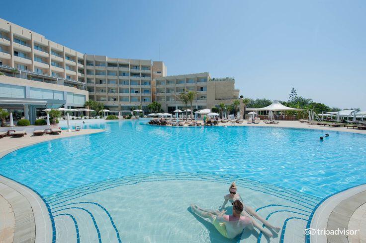 Pool Area of Grecian Park Hotel, Cyprus