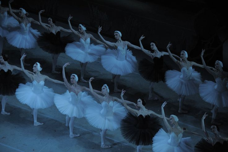 Tickets have nearly sold out for the Mariinsky Theatre's weeklong run of Swan Lake at New York's Brooklyn Academy of Music.