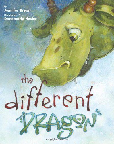 The Different Dragon by Jennifer Bryan http://www.amazon.com/dp/0967446864/ref=cm_sw_r_pi_dp_j3sOwb0T07DAW